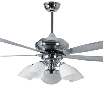 Ceiling Fans With 52 Light And Remote Motor Used Thailand Modern