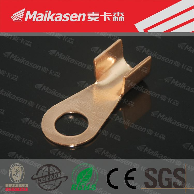 Environmentally friendly Easy to install OT-300A copper ring terminal lug