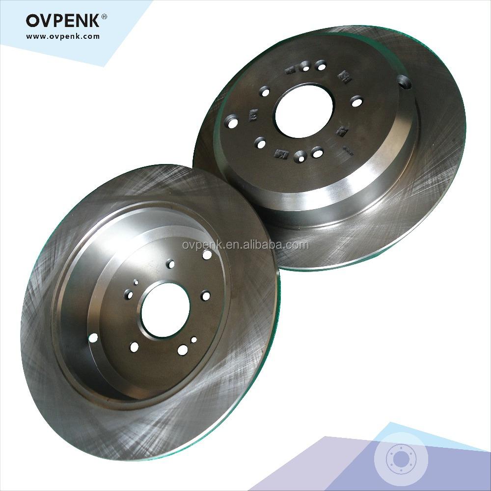 For 2007-2012 Veracruz 3.8L V6 Rear Ceramic Disc Brake Pad New