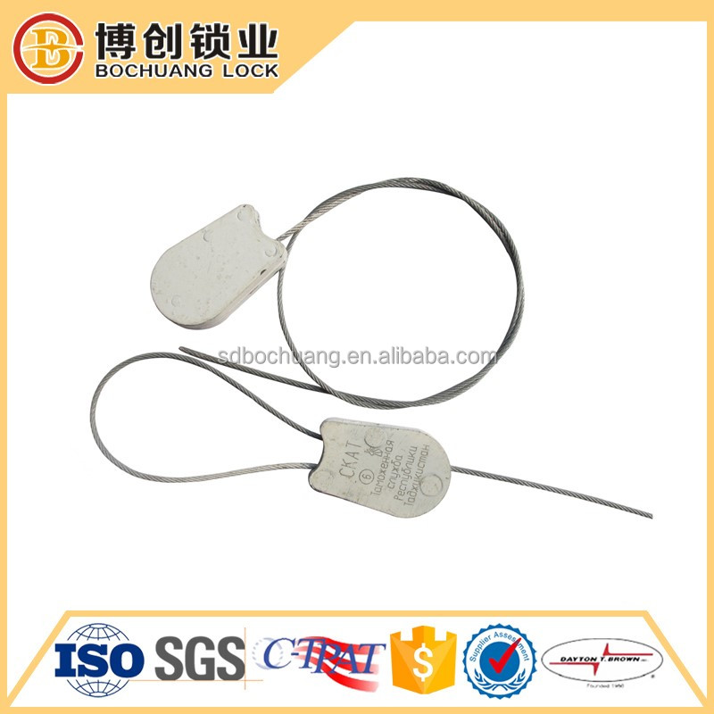 New style fire safety and tamper proof cable seal