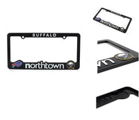 New Customized Car Number License Plate Frame Wholesale Car License Plate Frame