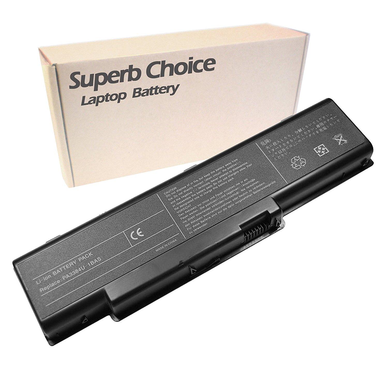 TOSHIBA PA3382U-1BRS Laptop Battery - Premium Superb Choice® 8-cell Li-ion Battery