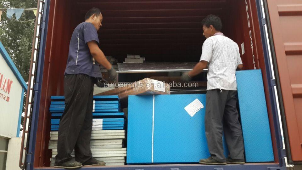 Macchina a spruzzo di vernice in camera/cabina di verniciatura e vendite calde utilizzato per il camion/lavori di costruzione