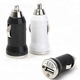 Factory Wholesale Dc 12v-24v input bullet 1a usb car charger for iphone5