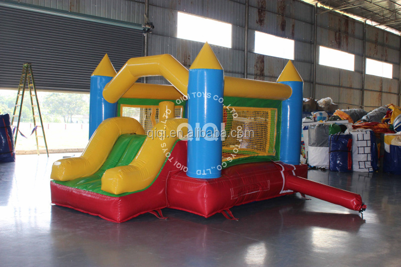 Commercial alibaba inflatable bouncer castillo hinchable for kids