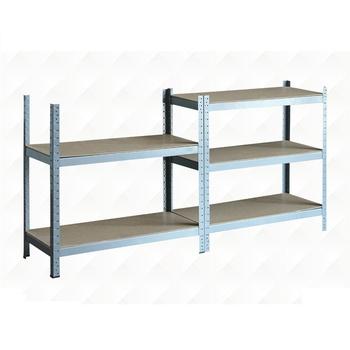 Cheap Steel Pallet Rack Filing Cabinet Warehouse Steel Storage Shelf Light  Duty Garage Shelf With Good