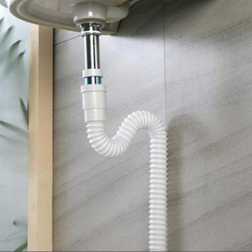 flexible water sink basin drain hose for bathtub buy. Black Bedroom Furniture Sets. Home Design Ideas