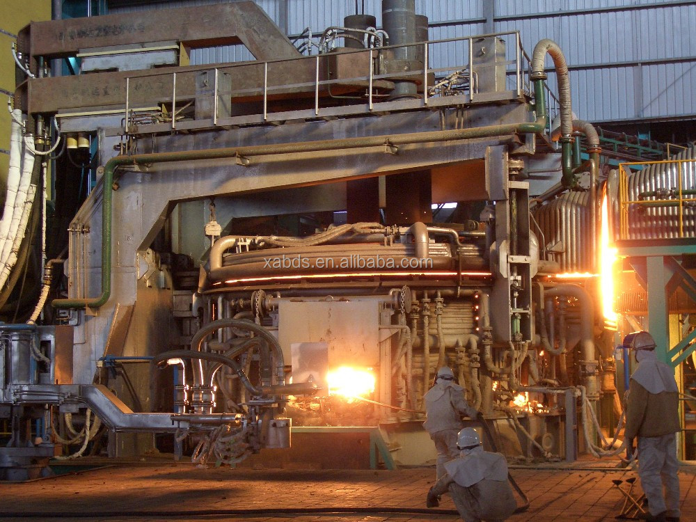500kg Silicon Sand Smelting Electric Arc Furnace