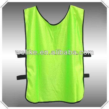 2a49df6a6bf New Soccer Training Vests Tank Tops Wholesale Green Practice Jersey ...