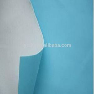 75D High Quality Breathable Milky Coating 240T Pongee Fabric
