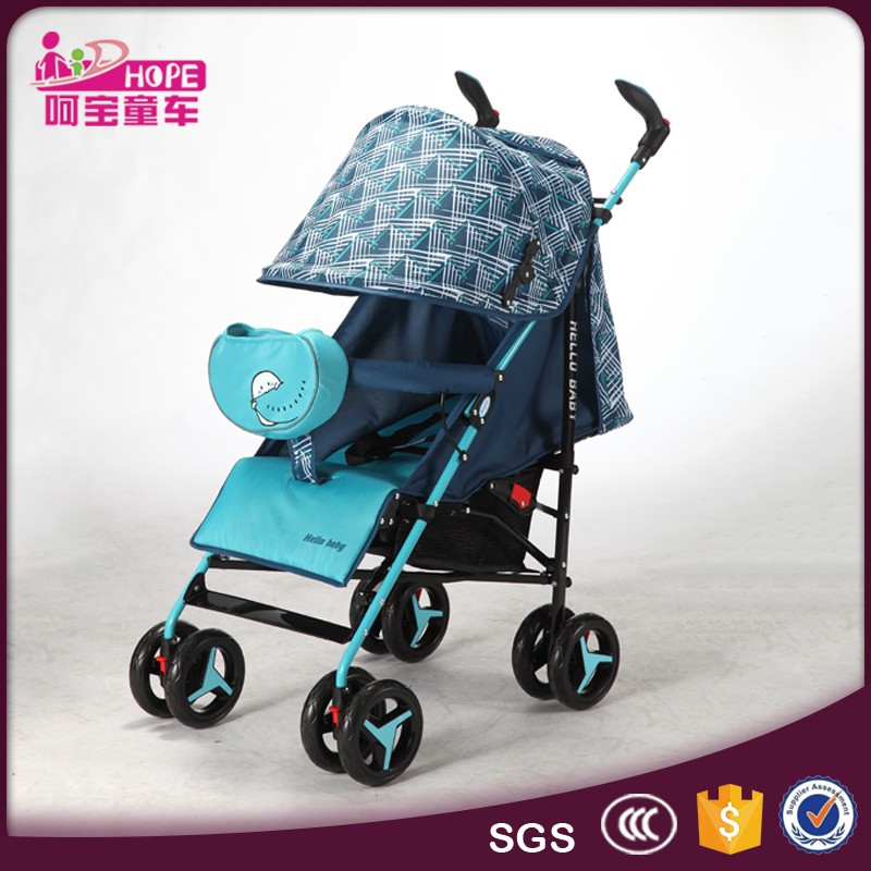 China factory produce wholesale umbrella handle babr baby stroller can lie and sit easily