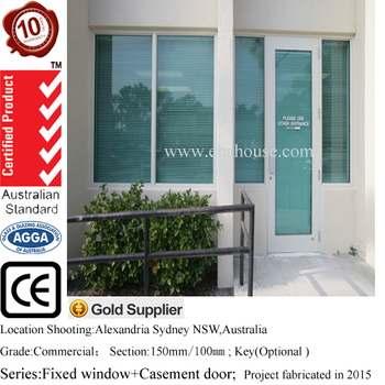 Eba Entry Door Aluminium Windows And Doors Main Door Design Grill ...