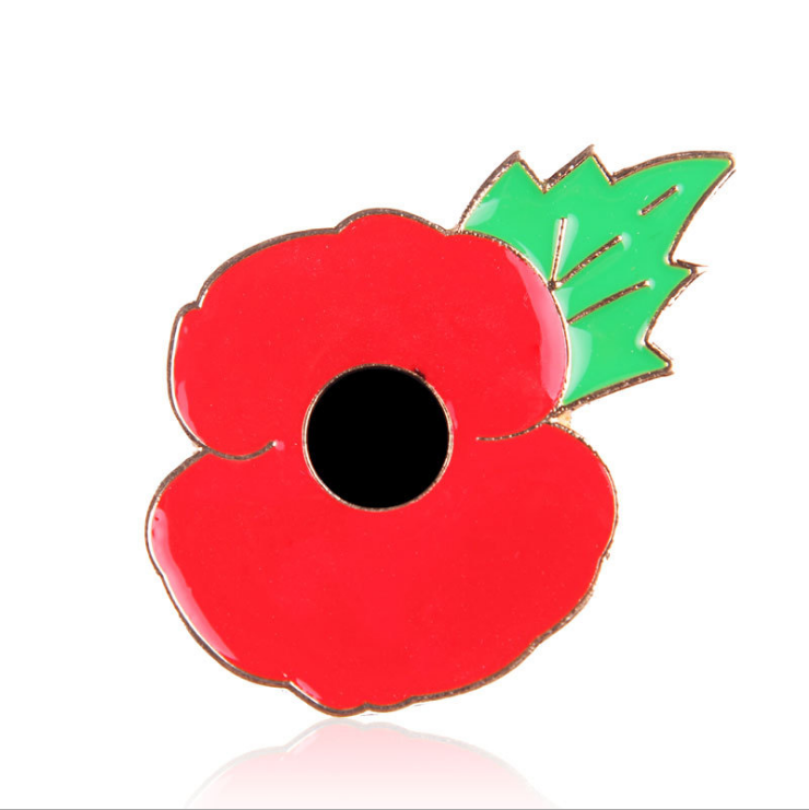 Newest Customized Enamel Metal Lapel Pin Poppy Pin Badge - Buy Poppy Pin  Badge,Poppy Badge,Poppy Lapel Pin Product on Alibaba com