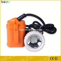 High Power Mining Safety Equipment Cap Lamp Wireless Coal Miners ...