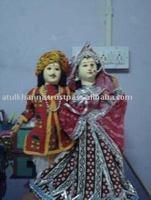 Puppets and Dolls Indian Traditional cultured Puppets and Doll