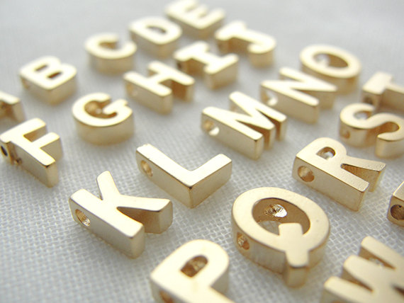 shiny gold letters custom metal charms buy letter charmscustom letter charmsshiny gold letter charms product on alibabacom