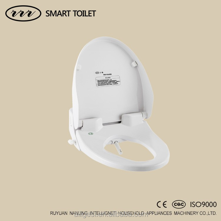 remote controlled intelligent automatic toilet seat cover electric heated toilet seat cover
