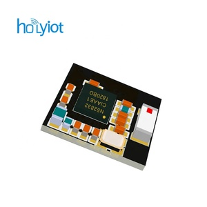 Holyiot TinyBLE Nordic nRF52832 BLE module for Bluetooth 4 and Bluetooh 5