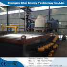 Waste Oil Distillation Plant Fully Automatic Waste Oil Diesel Plant With Vacuum Distillation System