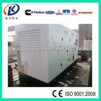 40kva silent diesel generator set (Silent canopy design patent)