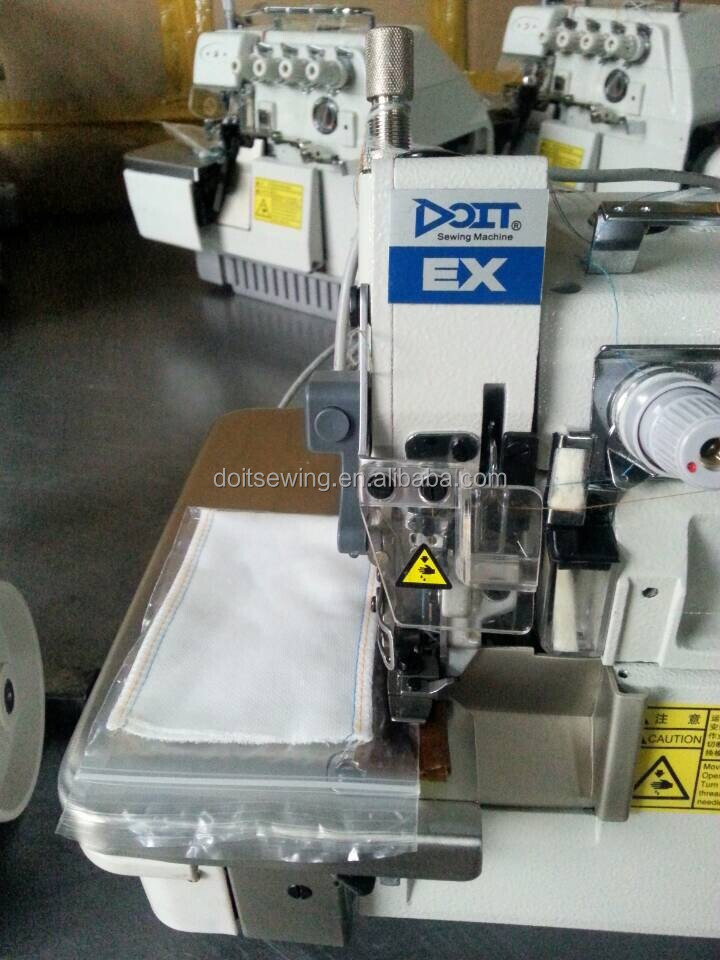 DT5214EX-333 Industriale coverstitch overlock macchina con auto trimmer