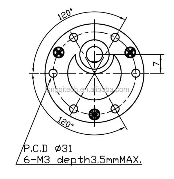 Dc Motor 12v 100rpm