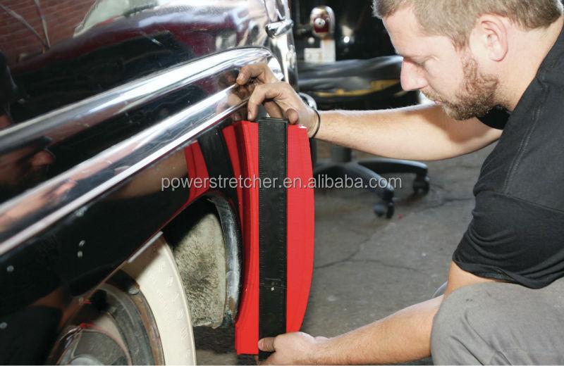 Plastic Car Repair Wood Contour Profile Gauge Buy Manual