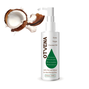 OTVENA private label extra virgin organic coconut oil essential oil dropship