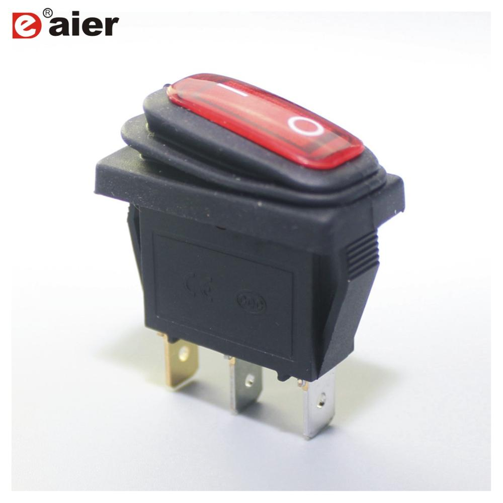 Spst Toggle Switch W Wire Leads Onoff 20a Vetconet 15a 250vac Kcd Rocker Buy Switch15a Product On