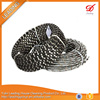 High quality products Vacuum brazed diamond wire saw and diamond bead