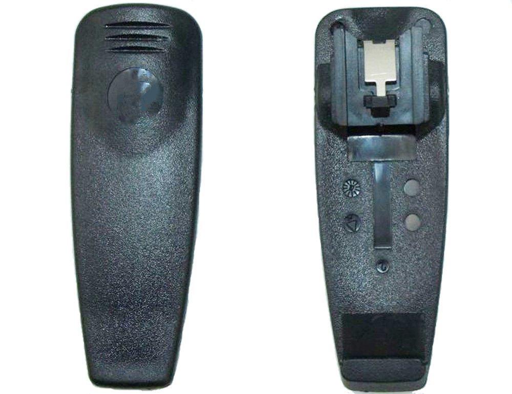 2 X SUNDELY® Belt Clip for Motorola Radio RDU2020 RDU2080D RDU4100 RDU4160D RDV2020 RDV2080D RDV5100 CP110 RLN6307A