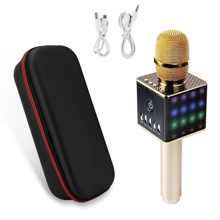 Handheld Microphone Wireless Communication Speaker For Mother's Day Gift
