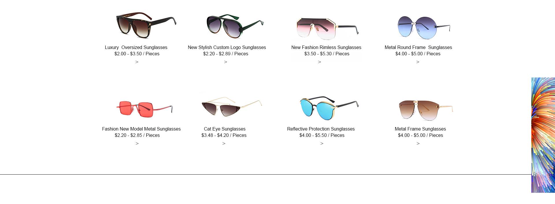 Damen Cat Eye Retro Leo Sonnenbrille Trendy 2019