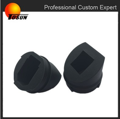 complex rubber profile cars or motorcycle used automotive rubber bushing