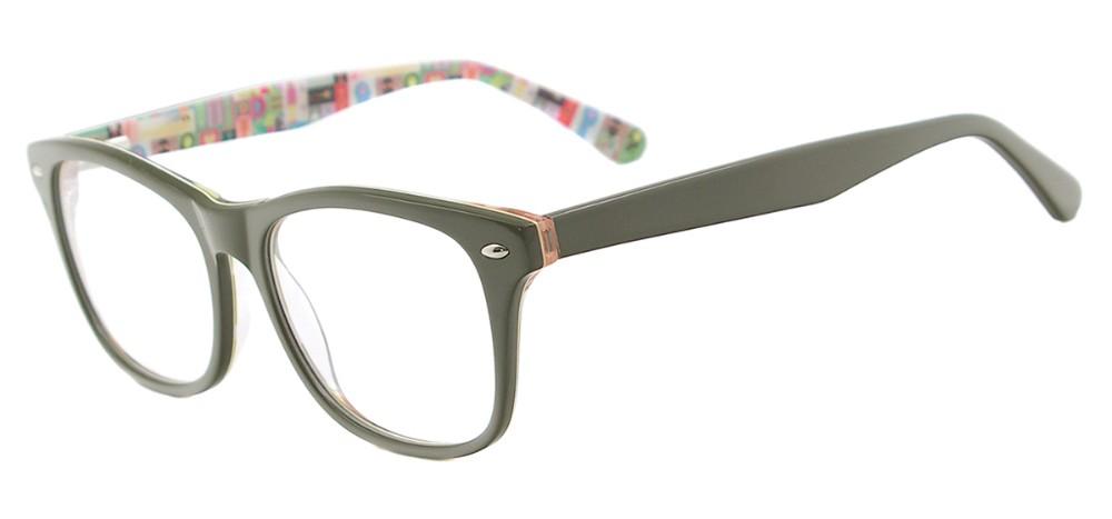 Wholesale Men & Women Eyeglass Frames Fashion Acetate Eyewear With ...