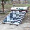 Glass Tube Thermal Solar Water Heater Stainless