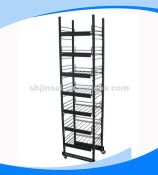 Good quality multifunction food metal display stand