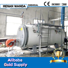 WNS Series Horizontal 1t/2t/3t/4t Industrial Steam Boiler