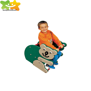 plastic children animal spring rocking horse toys