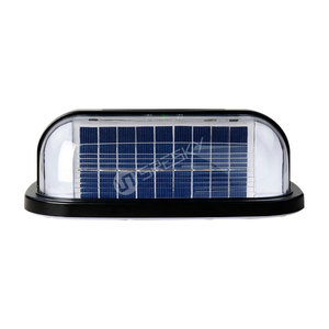Good price solar powered house number light of China