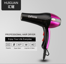 professional colorful long life dc hair dryer blow dryer