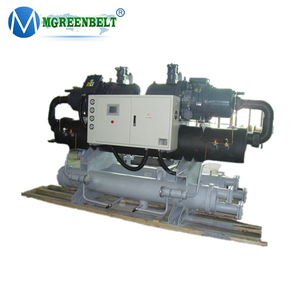 Factory price concrete cooling water cooled chiller system