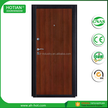 Simple Modern House Main Entrance Steel Security Door Latest Main