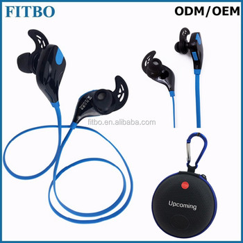 Retail Bag + mic + handsfree bluetooth headphone for Apple for samsung/Lenovo
