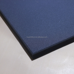 Most popular product rubber flooring non porous rubber matting