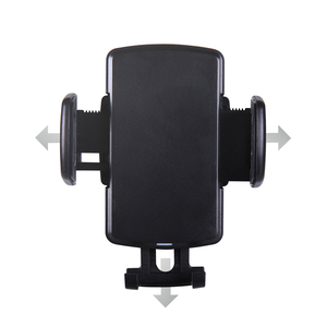 Hot Sell OEM High Quality Qi Certified Wireless Car Charger Including Suction Mount and Air Vent Mount QC2.0 Adapter