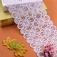 Pure purple lace trim french lace trimming for lingerie/dress/ curtain/ parasol