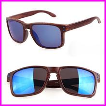 2015 Summer New Fashion Goggles Sunglass Mens Sports Oculos de sol Wood Color Sun glasses For Women Brand Designer Glasses
