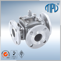 ANSI Electric Actuator automatic transmission valve body for oil and gas