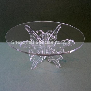 Erfly Legs Wedding Cake Stand For 14 Acrylic Inch
